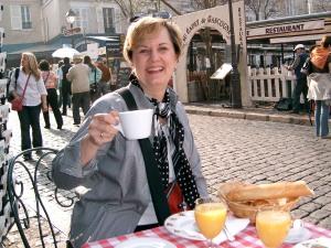 Barbara Boldt in Montemarte